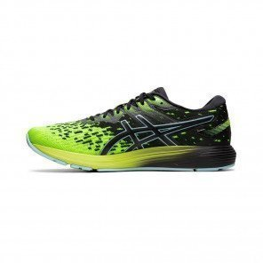 ASICS DYNAFLYTE 4 Homme | Black / Safety Yellow