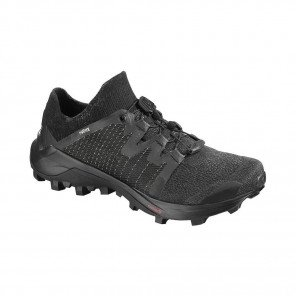 SALOMON CROSS PRO Femme | Black / Black / Black