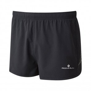 RONHILL SHORT STRIDE CARGO RACER Homme | ALL BLACK