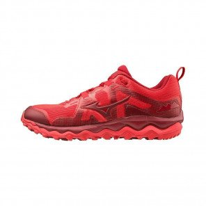 MIZUNO WAVE MUJIN 6 Homme | Cred / Biking Red