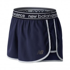 NEW BALANCE Short ACCELERATE 2.5 pouces Femme | Pigment | Collection Printemps-Été SS2019
